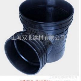 雨水检查井 塑料成品井 HDPE检查井 塑料河马井