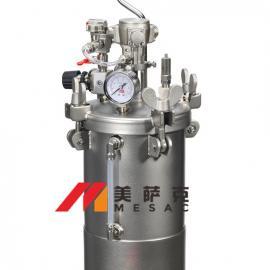液位显示不锈钢压力桶 液位显示不锈钢气动压力桶