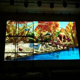 主题餐厅装块P3全彩LED电子屏找厂家