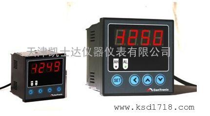 ConTronix数显频率表CH6 0-50K=HZ 4-20mA 220VAC