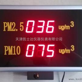河北保定承德石家庄PM2.5在线式粉尘浓度监测仪