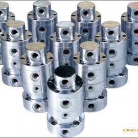 德威迩公司专业生产可替代台湾裕和液压系列旋转接头