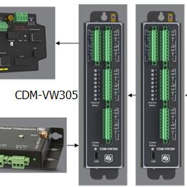 VWDM6动态同步振弦测量系统