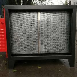 厂家批发 低空排放 静电油烟净化器厨房餐饮 6000风量