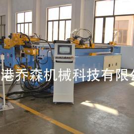 JDW-800CNC2A2S三维立体全自动数控弯管机