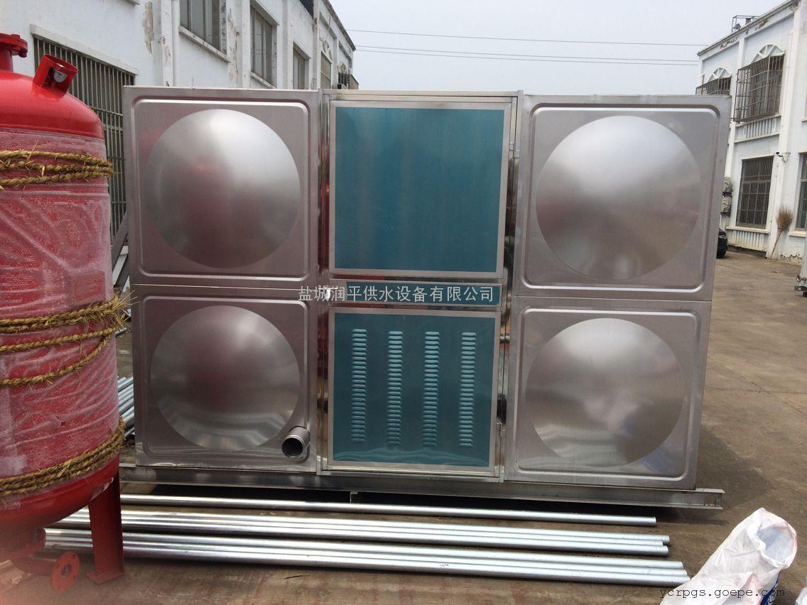 不锈钢水箱价格、不锈钢水箱厂家哪家好 润平质优价优