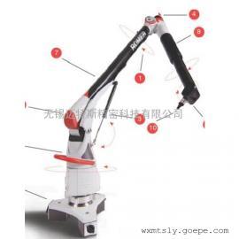 海克斯康外接型七轴绝对关节臂 三坐标测量机