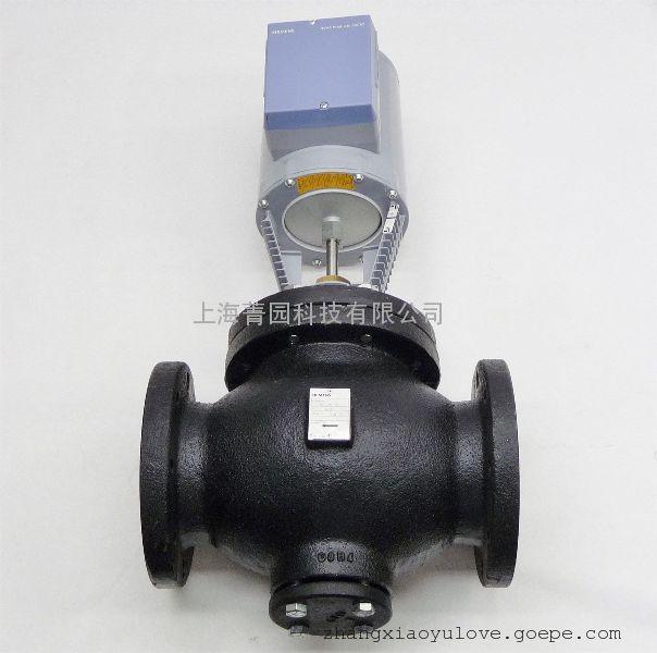 1000 ω , 具有弹簧复位功能,用于西门子二通阀和三通阀 vvf和图片