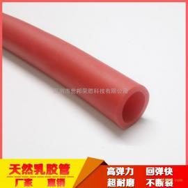 大口径乳胶管10*14规格厂家批发高品质天然乳胶制品