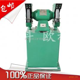 工业用立式砂轮机 三相电环保砂轮机 M3325除尘式砂轮机
