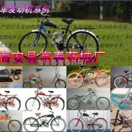 小型汽油机,自行车发动机