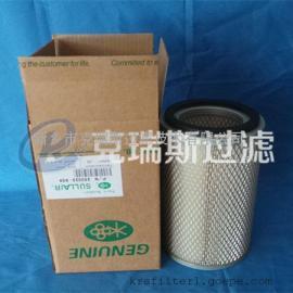 供应寿力空压机配件空气滤芯88290007-018空滤批发价