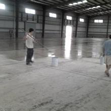 杨浦区混凝土固化剂地坪施工厂家