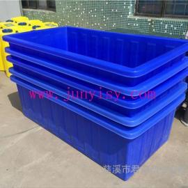 广东湛江印染方形桶价格 放牛仔裤方形推布车子