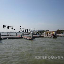 厂家直销码头方形浮箱 搭建浮桥专用浮箱