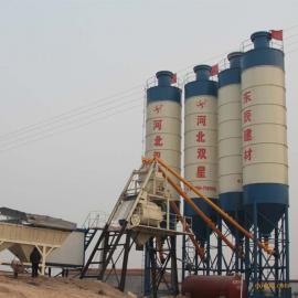 工程建�O用HZS75混凝土��拌站