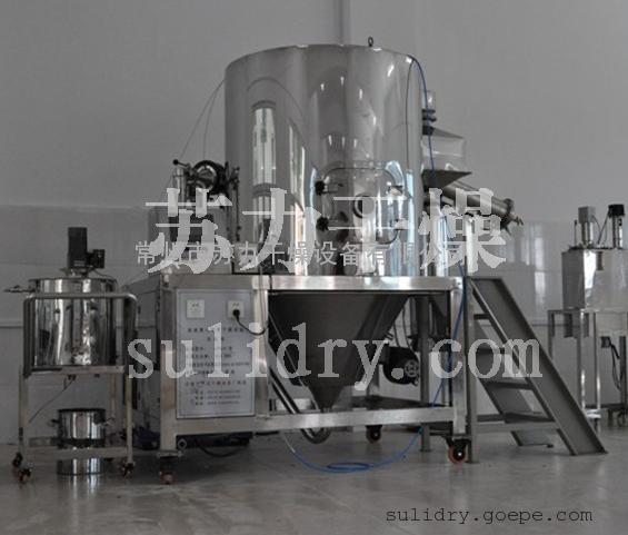 二氧化硅专用喷雾干燥设备价格