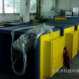 广东餐饮厨房油烟治理、油烟净化器设备、静电油烟净化器厂家