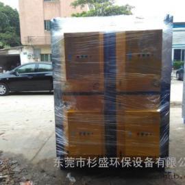 广东厨房油烟净化器、静电油烟设备原理简介、厂家直销