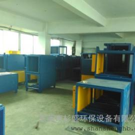 广东厨房油雾净化、油烟处理设备、高效蜂窝油烟净化器