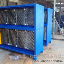 厨房油烟过滤箱、静电油烟净化器、东莞杉盛厂家供货
