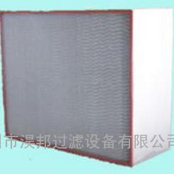 铝框,镀锌框耐高温高效过滤器