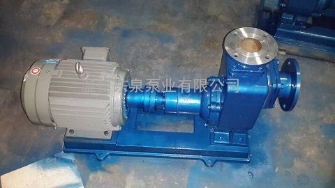 东泉泵业ZX自吸清水离心泵