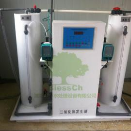榆树电解法二氧化氯标准型二氧化氯发生器专业可靠