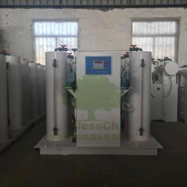 大丰电解法二氧化氯诊所污水处理设备用户好评