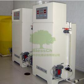 电解法二氧化氯门诊污水处理装置正规厂家