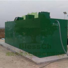 【现场设计】大型养殖场污水处理设备