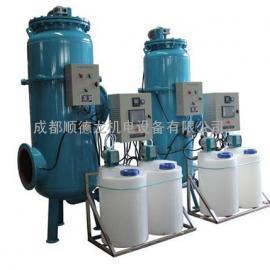 【江河环保】芦山全程综合水处理器|宝兴物化全程水处理器