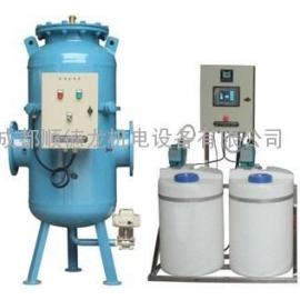 【江河环保】四川全程综合水处理器|成都物化综合水处理器厂家