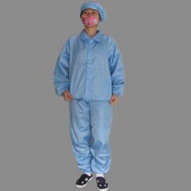 东莞防静电服厂家 直销防静电分体服 实验室无尘服