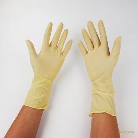 出口越南香港印度一次性乳胶手套 橡胶手套劳工业防护防护手套