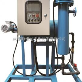 四川阿坝州HDL微晶旁流水处理器DN600销售价格生产厂家