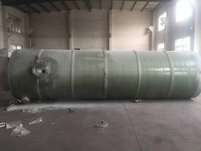 杭州地埋式一体化污水提升泵站