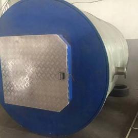 广西南宁地埋式污水提升泵站