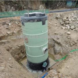 SDL预制泵站|一体化预制泵站|污水提升预制泵站厂家