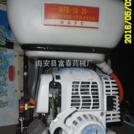 背负式汽油打药机 高压喷雾器