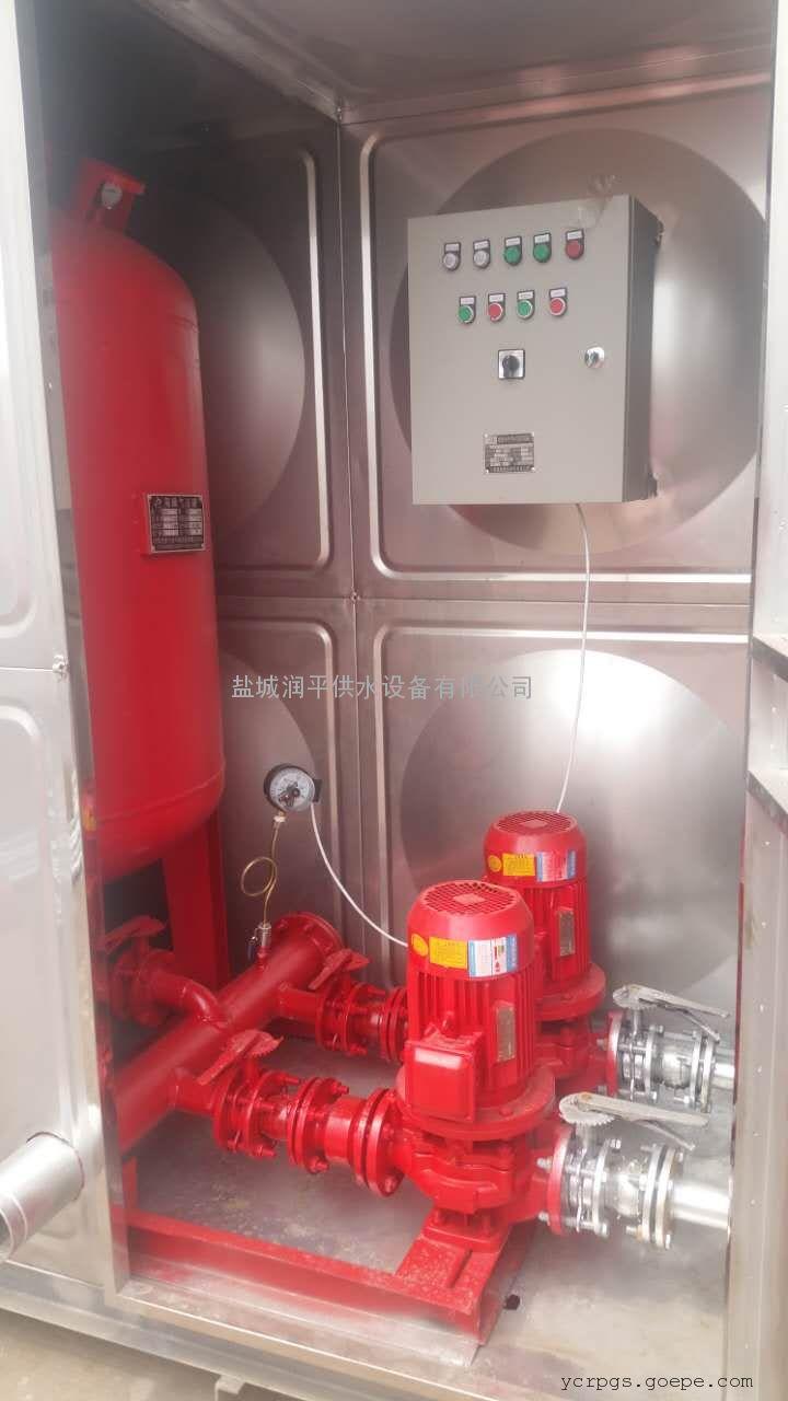 润平供应箱泵一体化 消防箱泵一体化 屋顶箱泵一体化设备等