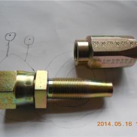 生产精装接头,可拆式接头液压管件厂家直销螺纹管接头