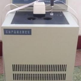 凝点冷滤点测定仪(手动)(-50°和-70°)