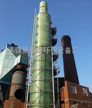 100000风量砖厂除尘脱硫塔