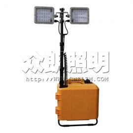 TY821自发电LED升降灯 TY821多功能LED工作灯 LED照明车