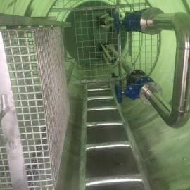 成都地埋式污水预制泵站