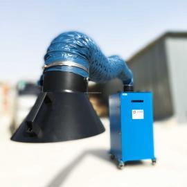 北京金雨JY-1500S经济移动式烟尘粉尘净化器