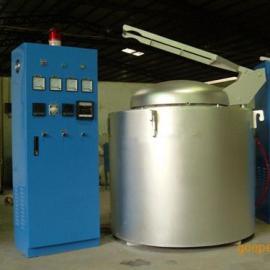 供应铝合金坩埚熔炼保温炉