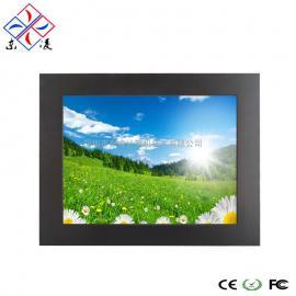 嵌入式壁挂式上架式17寸工业平板电脑