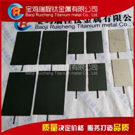 厂家直销铱钽钛电极 电镀用钛阳极棒